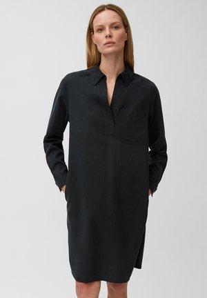 Shirt dress - dark atlantic