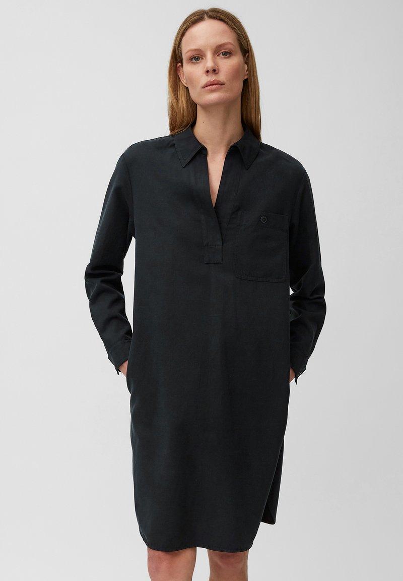 Marc O'Polo - Shirt dress - dark atlantic