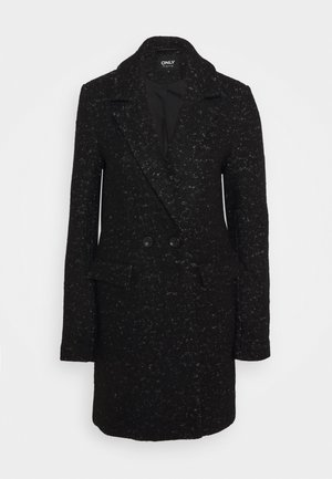 ONLNEWALLY COAT - Manteau classique - black