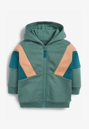 Zip-up hoodie