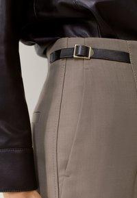 Massimo Dutti - Trousers - grey - 5