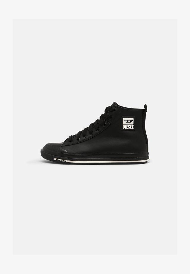 S-ASTICO MID CUT - Sneakers hoog - black