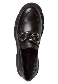 Tamaris - Mocassins - black leather - 2