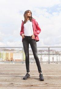 Replay - NEW LUZ  - Jeans Skinny Fit - dark grey - 1