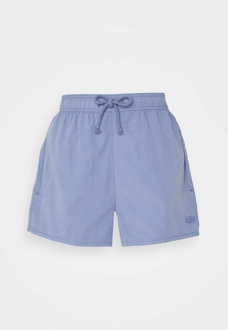BDG Urban Outfitters - POPLIN  - Shorts - blue