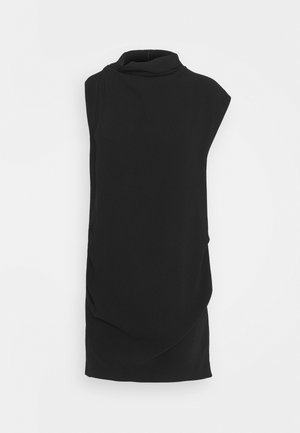 VICTA DRESS - Vapaa-ajan mekko - black