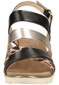 Caprice - Wedge sandals - leo comb 939 - 6