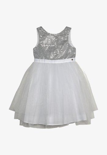 GINETTE - Sukienka koktajlowa - blanc