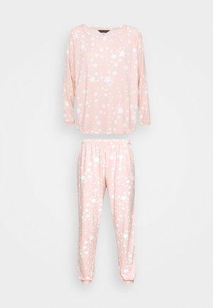 STARS SUPERSOFT TWOSIE SET - Pijama - blush