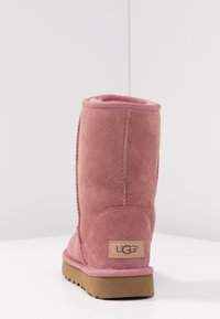 UGG - CLASSIC SHORT - Korte laarzen - pink dawn - 5