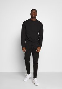 Glorious Gangsta - DONATI - Jeans Skinny Fit - black - 1