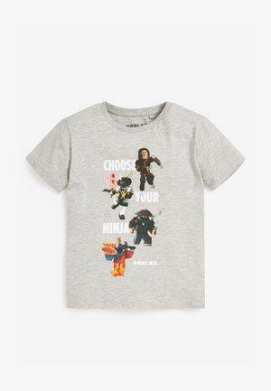 Roblox - T-shirt imprimé - grey