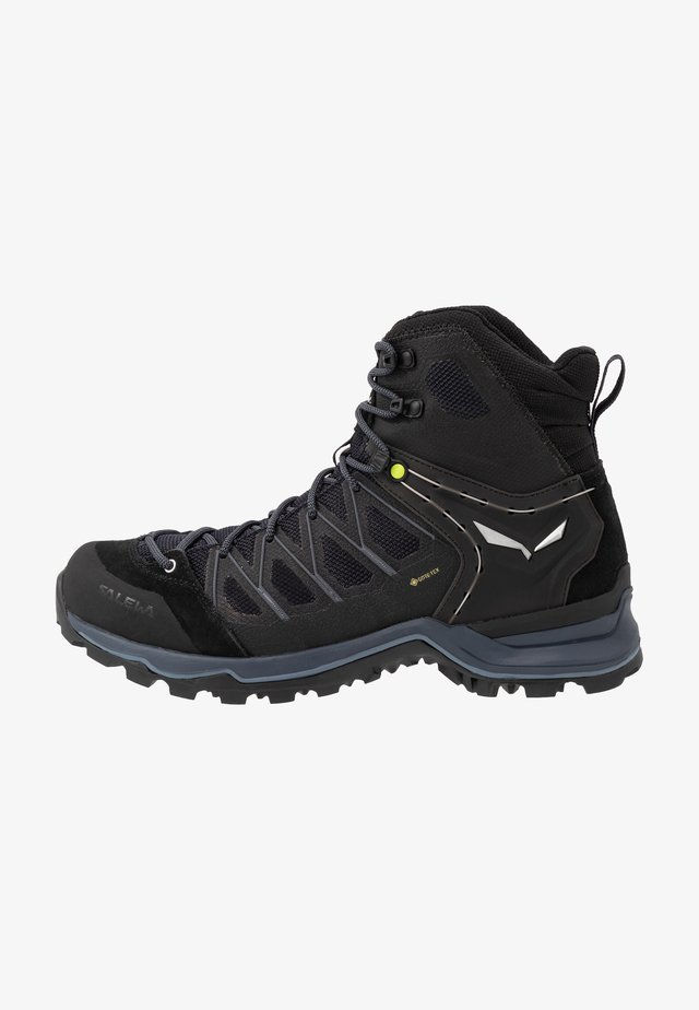 MTN TRAINER LITE MID GTX - Zapatillas de senderismo - black