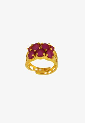 STEPPING STONE - Anello - red
