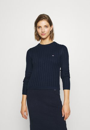Strickpullover - twilight navy