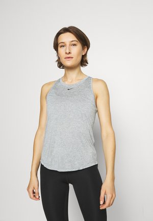 ONE TANK - Top - particle grey heather/black