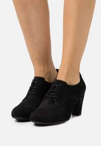 Felmini Wide Fit - WILMA - Ankle boots - marvin nero - 0