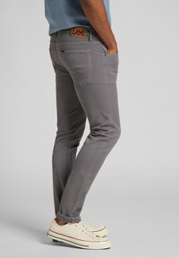 Lee - LUKE - Jeans Tapered Fit - quiet shade - 3