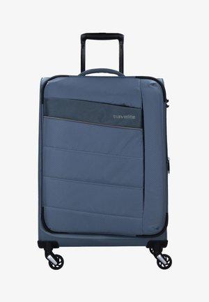 KITE  - Wheeled suitcase - marine