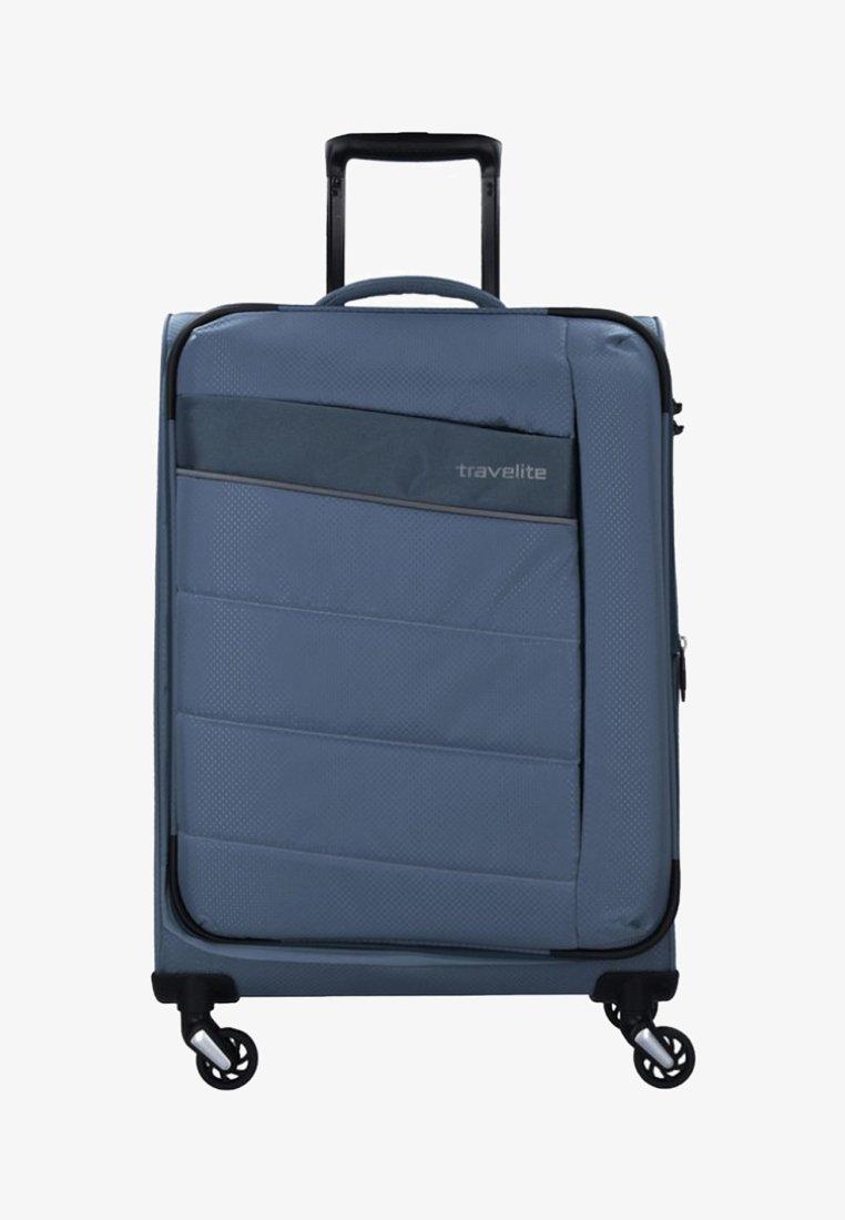 Travelite - KITE  - Wheeled suitcase - marine