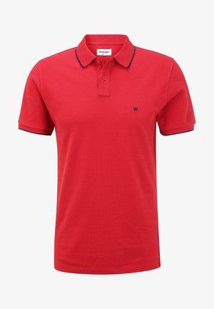 SS PIQUE - Polo shirt - red