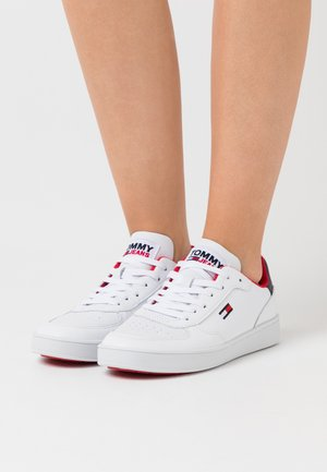 CUPSOLE  - Baskets basses - red/white/blue
