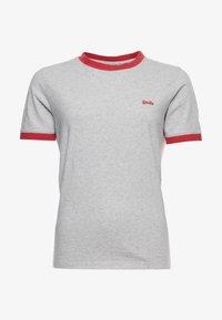 Superdry - VINTAGE LOGO  - Basic T-shirt - off white marl - 5