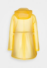 Hunter ORIGINAL - WOMENS ORIGINAL SMOCK - Impermeable - yellow - 1
