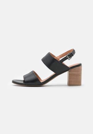 Sandały - black antic