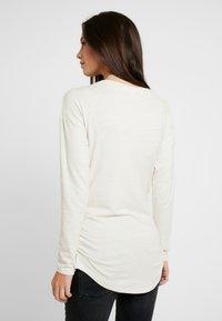 GAP Maternity - Stickad tröja - oyster - 2