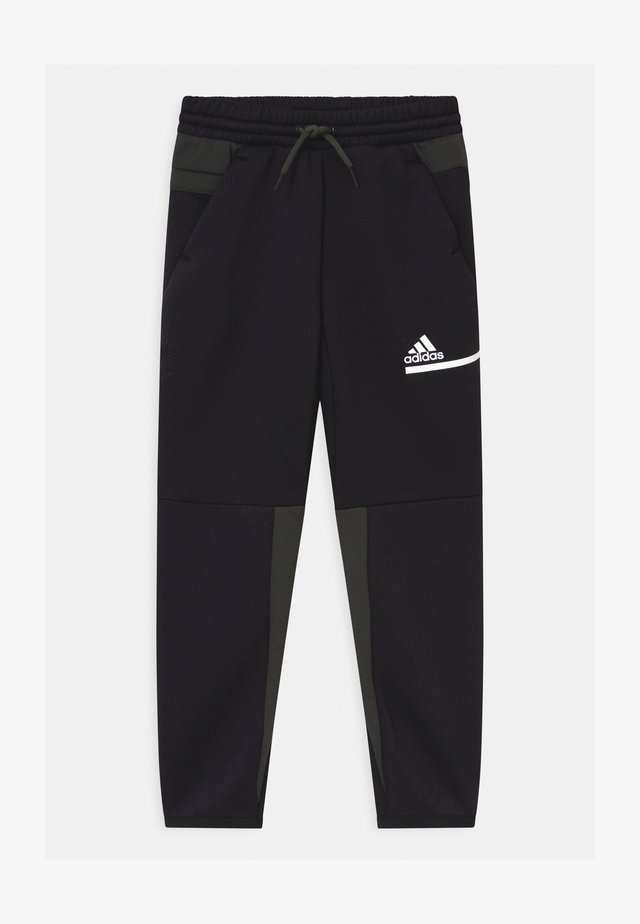 UNISEX - Pantalon de survêtement - black/legear/white