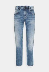 Replay - ANBASS BIO - Jeans slim fit - indigo - 4