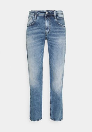 ANBASS BIO - Slim fit jeans - indigo