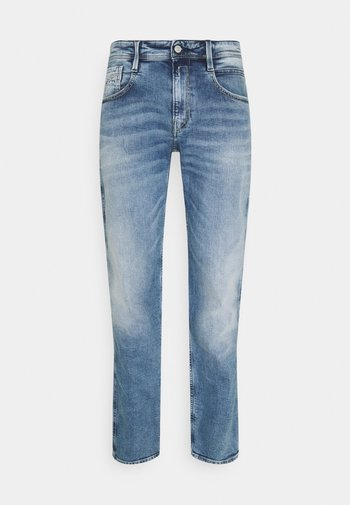 ANBASS BIO - Jeans slim fit - indigo