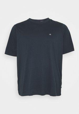 LOGO - Basic T-shirt - blue