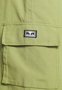 Obey Clothing - EASY BIG BOY PANT - Cargobyxor - burnt olive - 4