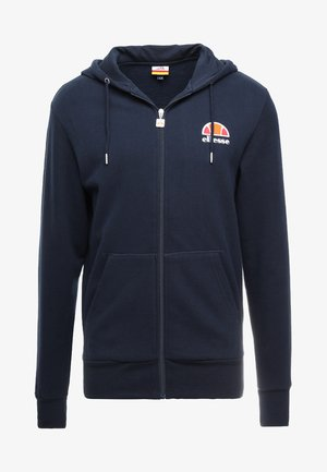 MILETTO - Sudadera con cremallera - dress blues
