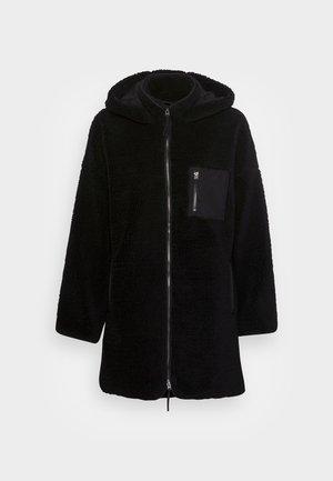ONLSASCHA JACKET - Winter coat - black