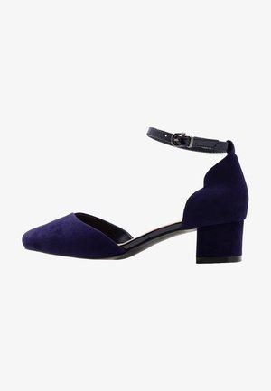 BECCA - Classic heels - navy