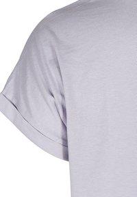 Zizzi - T-shirt basic - light purple - 6