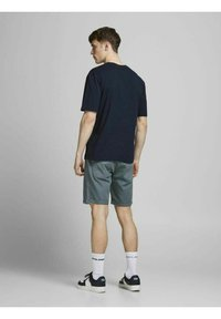 Jack & Jones - Print T-shirt - navy blazer - 2