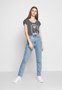 Billabong - ALL NIGHT TEE - T-Shirt print - black - 1