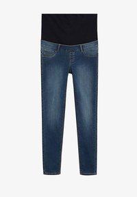 Mango - PITIMAT-I - Jeans Skinny Fit - blue - 5