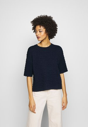 TENLEY - Pullover - smart blue