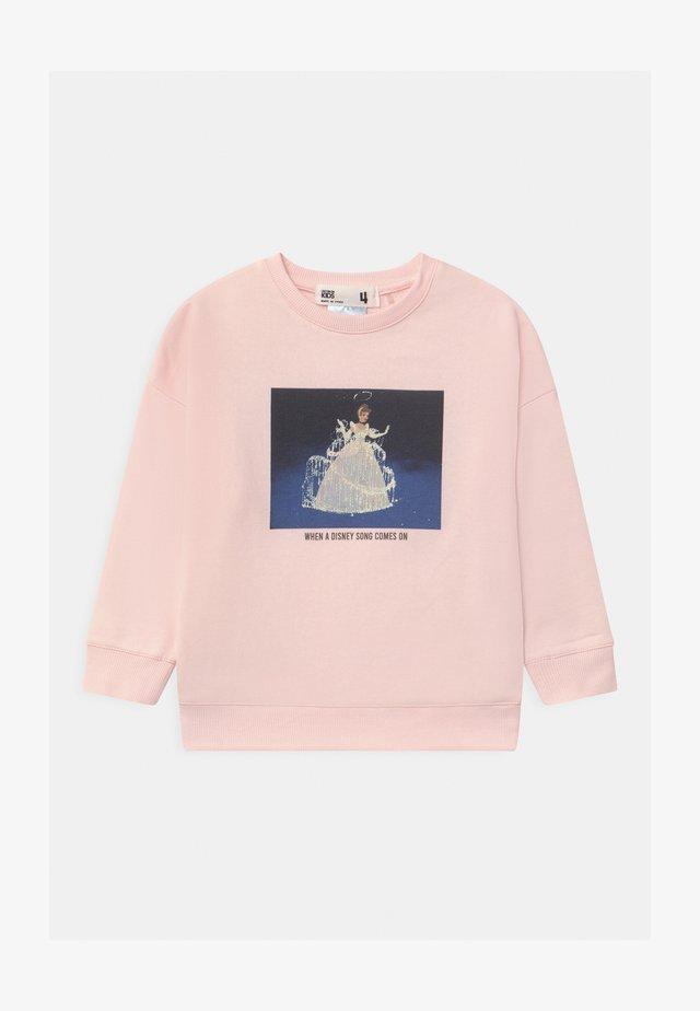 DISNEY CINDERELLA CREW - Sweatshirt - pink