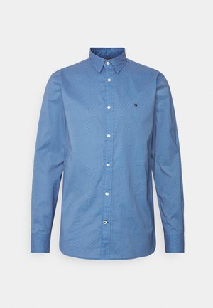 FLEX GEO FLORAL PRINT REGULAR FIT - Shirt - copenhagen blue/white/ yale navy