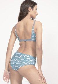 boochen - AMAMI - Bikini bottoms - blau - 2