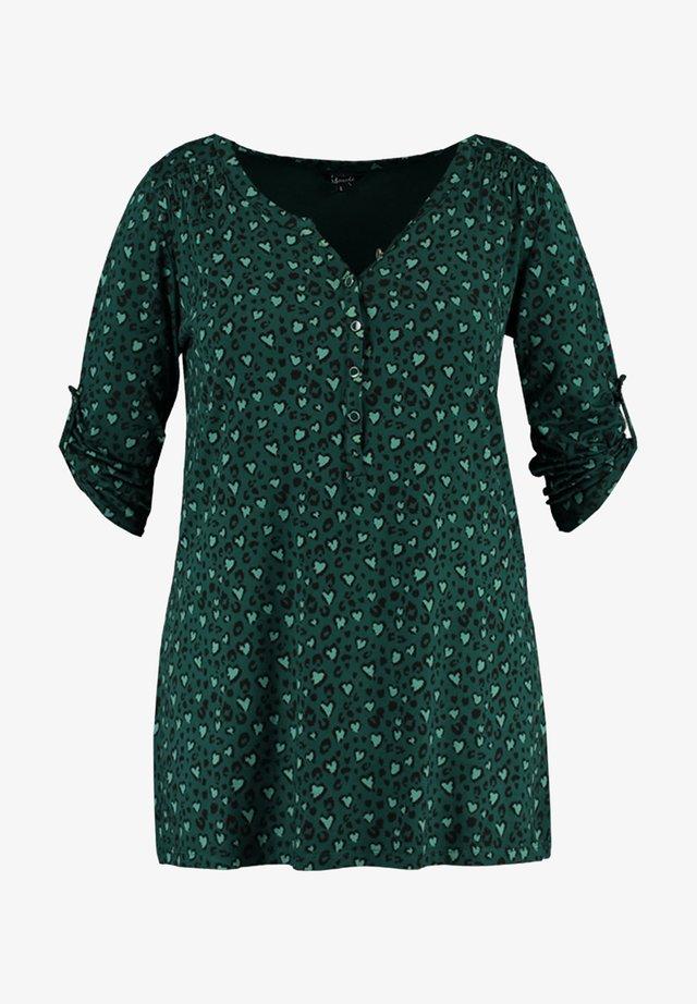 PRINTED  - Blouse - green