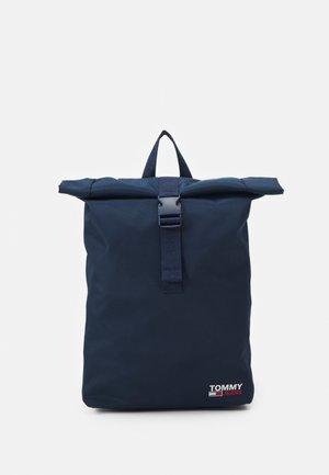 CAMPUS ROLL TOP UNISEX - Rucksack - blue