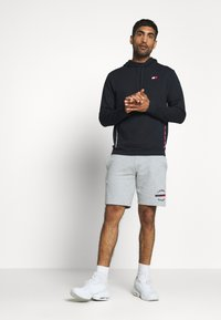 Tommy Hilfiger - PIPING HOODY - Hoodie - blue - 1